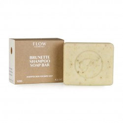 FLOW COSMETICS Brunette Shampoo Soap Bar 120g