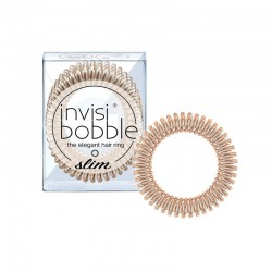 Spiral Hair Ring Bronze Me Pretty