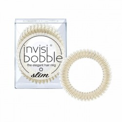 INVISIBOBBLE Slim Spiral Hair Ring Stay Gold
