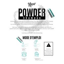 HAIRSHOP.LU Powder Shampoo 50g