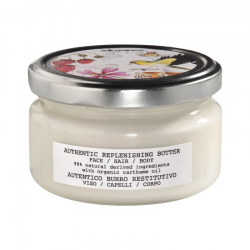 Privé : DAVINES AUTHENTIC REPLENISHING BUTTER visage/cheveux/corps