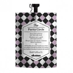 DAVINES THE PURITY CIRCLE masque