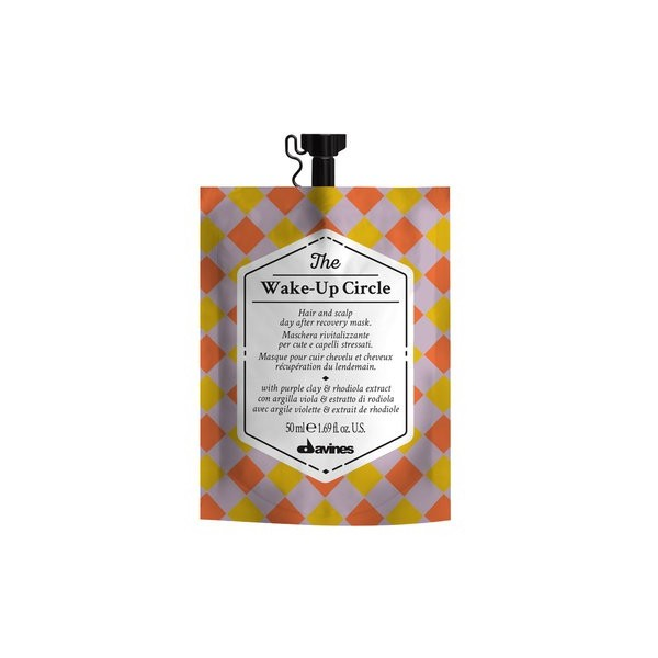 DAVINES THE WAKE UP CIRCLE masque