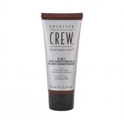 AMERICAN CREW 2-in-1 Skin Moisturizer & Beard Conditioner