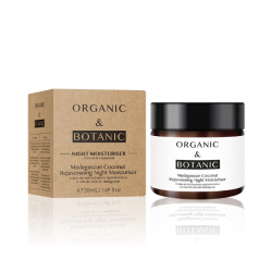 ORGANIC & BOTANIC Madagascan Coconut Rejuvenating Night Moisturiser