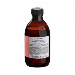 DAVINES Alchemic shampooing rouge