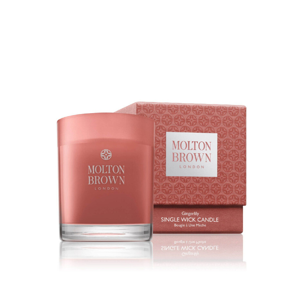 MOLTON BROWN Single Wick Candle Gingerlily