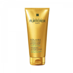 RENÉ FURTERER Solaire Shampooing Gel Douche Nutritif 200ml