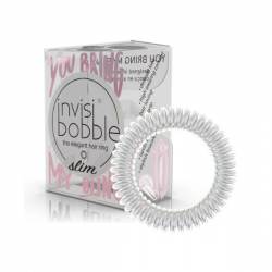 INVISIBOBBLE Slim Spiral Hair Ring You Bring My Bling