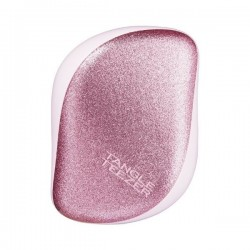 TANGLE TEEZER Compact Styler Pink Glitter