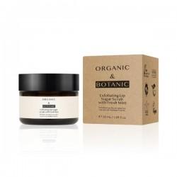 ORGANIC & BOTANIC Exfoliating Lip Sugar Scrub