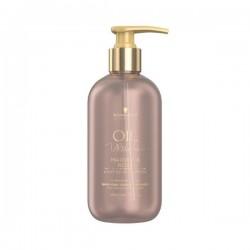 SCHWARZKOPF Oil Ultime Shampooing léger enrichi en huiles de Marula et de Rose (cheveux fins)