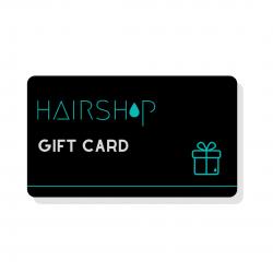 Gift Card Hairshop