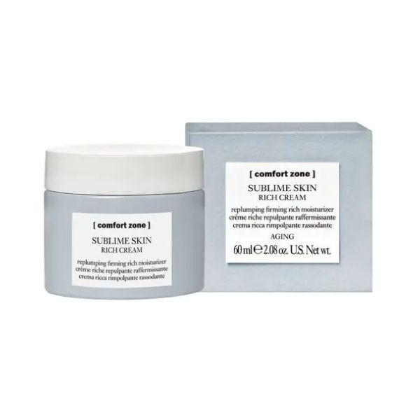 COMFORT ZONE Sublime Skin Crème Riche Repulpante Raffermissante