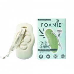FOAMIE Shampoo Bar Aloe Vera