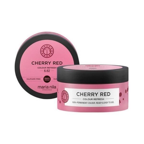 MARIA NILA Colour Refresh 100ml – Cherry Red