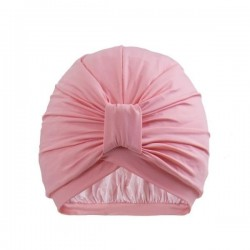 STYLEDRY Turban Shower Cap Cotton Candy