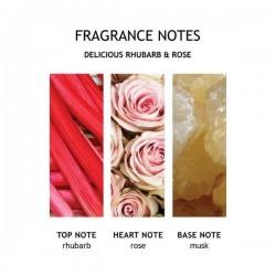 MOLTON BROWN Delicious Rhubarb & Rose Hand Cream