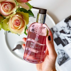 MOLTON BROWN Delicious Rhubarb & Rose Fine Liquid Hand Wash