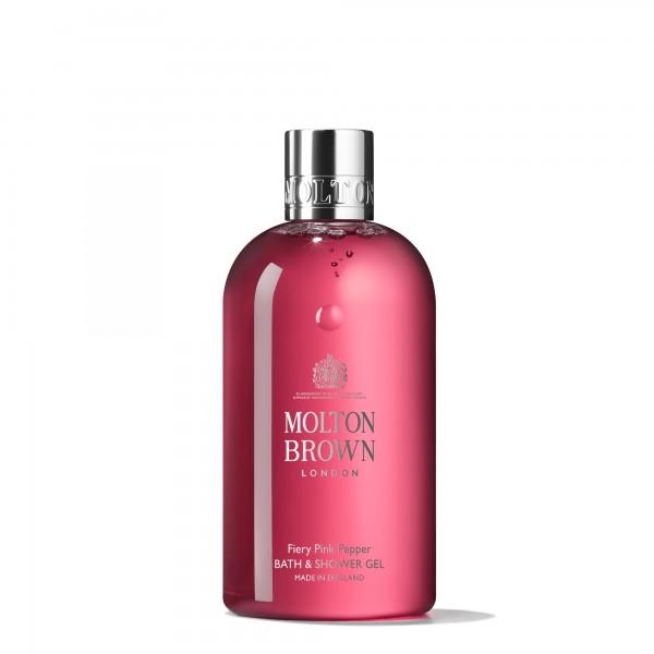 MOLTON BROWN Fiery Pink Pepper Bath & Shower Gel