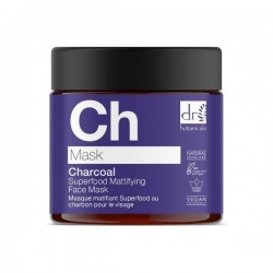DR BOTANICALS Charcoal Mattifying Face Mask 60ml
