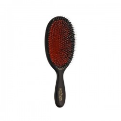 MASON PEARSON Popular Bristle & Nylon BN1 Dark Ruby