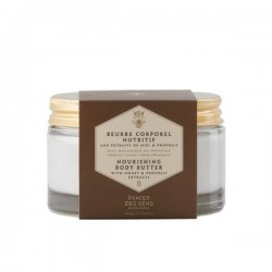 BASKET DES SENS Body Butter With Honey & Propolis Extracts