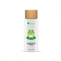 DR BOTANICALS Aloe Vera & Chamomile Baby Shampoo and Bath Gel