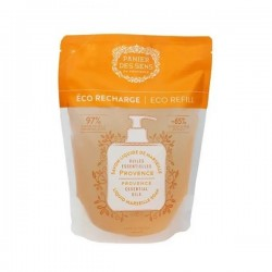 BASKET OF SENSES ECO-REFILL Softening Marseille Provence Liquid Soap