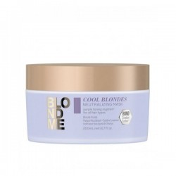 SCHWARZKOPF BlondMe Cool Blondes Neutralizing Mask