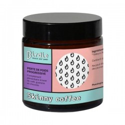 BIRDIE Skinny Coffee Powder