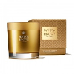 MOLTON BROWN Three Wick Candle Oudh Accord & Gold