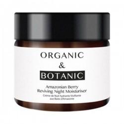ORGANIC & BOTANIC Amazonian Berry Reviving Night Moisturizer