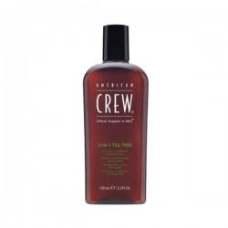 AMERICAN CREW Bodywash 3-in-1 Tea Tree 450ml