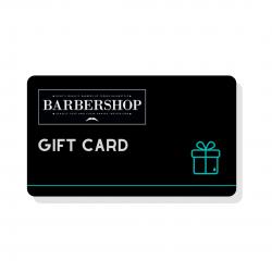 Gift Card Barbershop