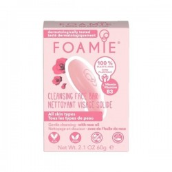 FOAMIE Cleansing Face Bar I Rose Up Like This
