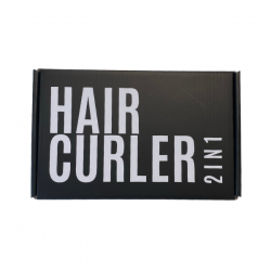 HAIRSHOP Bigodino per capelli 2 in 1