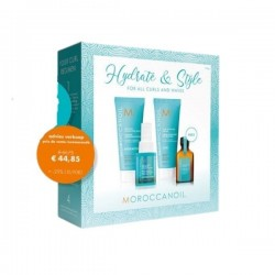 Moroccanoil Hydrate & Style Set