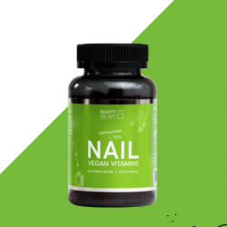 BEAUTY BEAR Nail Vegan Vitamins