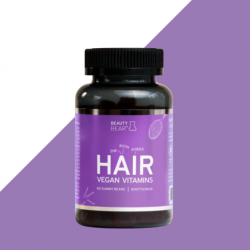 BEAUTY BEAR Hair Vegan Vitamins