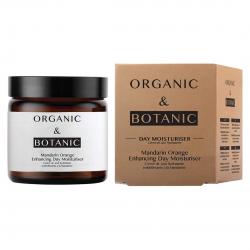 ORGANIC & BOTANIC Mandarin Orange Enhancing Day Moisturiser