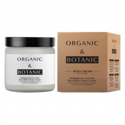 ORGANIC & BOTANIC Madagascan Coconut Shea Butter Body Cream