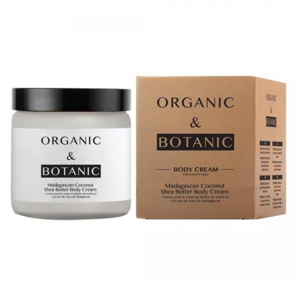 ORGANIC & BOTANIC Madagascan Coconut Shea Butter Body Cream