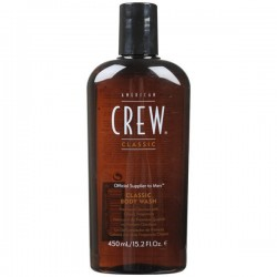 AMERICAN CREW Gel lavant Deodorant 24H Body Wash (450ml)