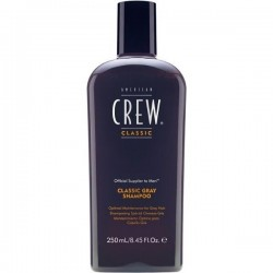 AMERICAN CREW Shampooing Cheveux Gris 250ml
