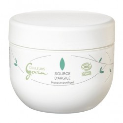 Gaïa Masque Purifiant Source d'Argile