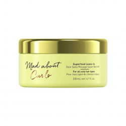 SCHWARZKOPF Mad About Curls Superfood Leave-In