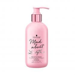 SCHWARZKOPF Mad About Lengths Length Root To Tip Cleanser