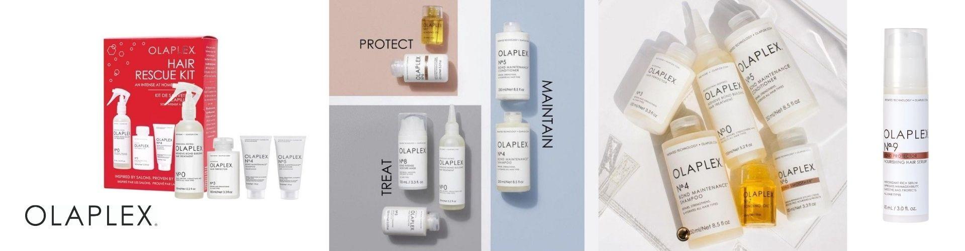 "Olaplex: -20% with the Promo code ""HAIRSHOP"""