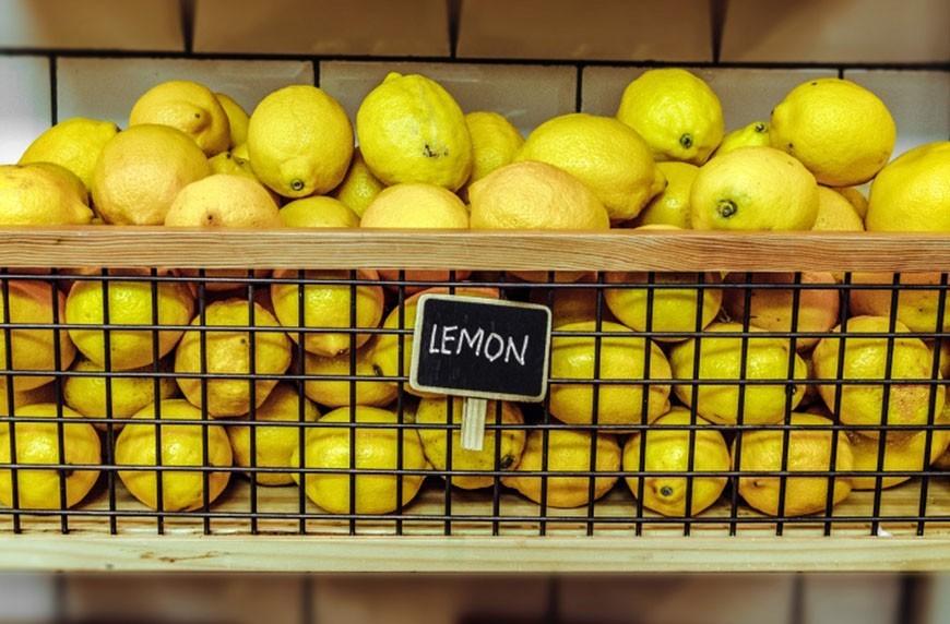 Rééquilibrez et rafraîchissez-vous avec les bienfaits naturels du citron.